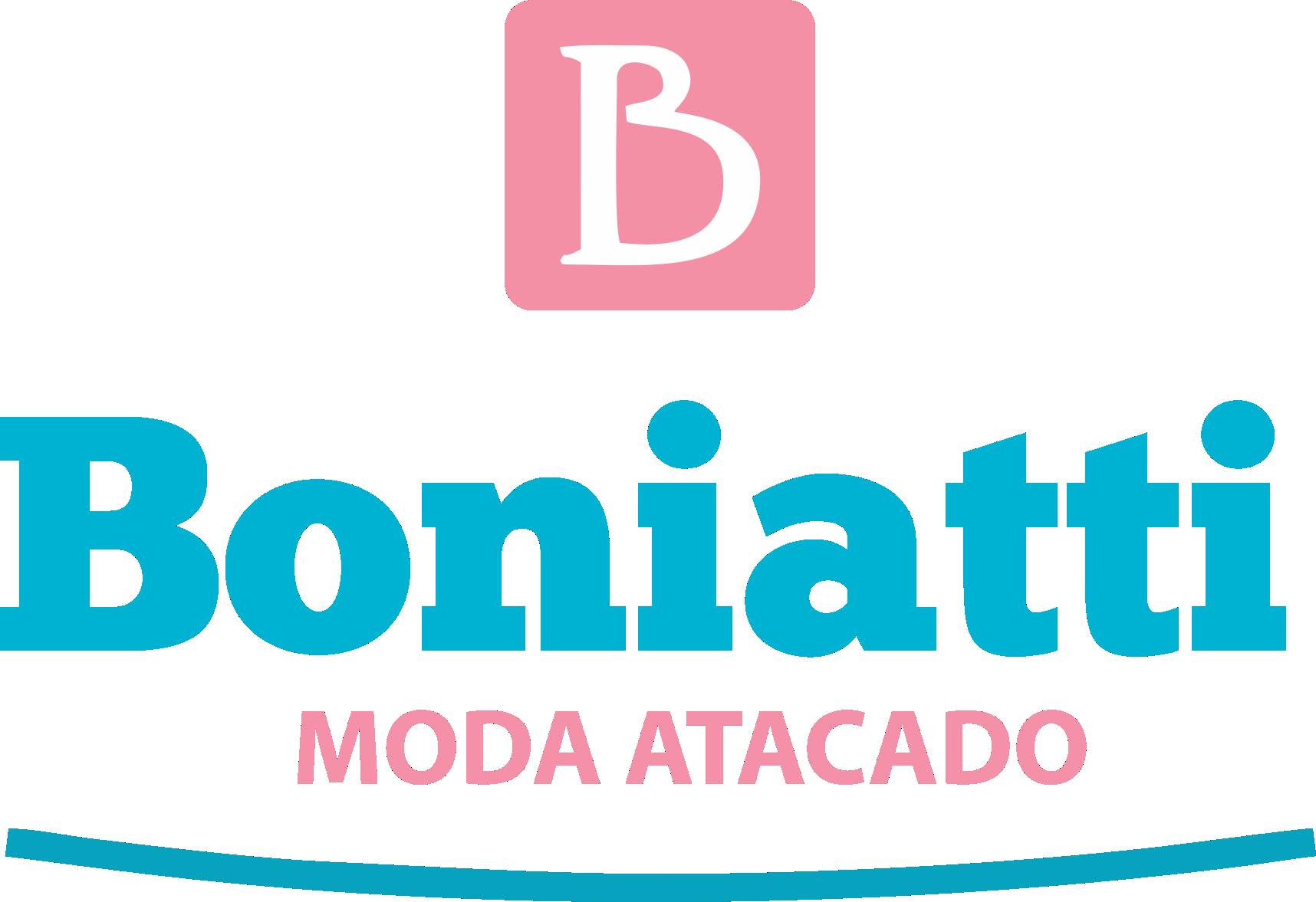logo Boniatti Moda Atacado