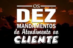 GRADES DIVERSAS 10 mandamentos